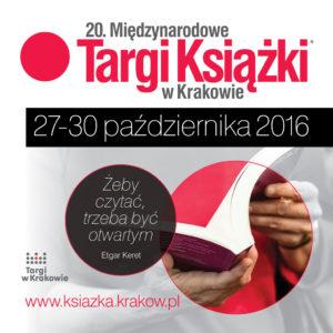 20 Targi Książki w Krakowie