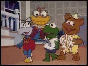 dziecinstwo-muppetow