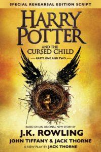 Harry Potter i Przeklęte Dziecko Okładka