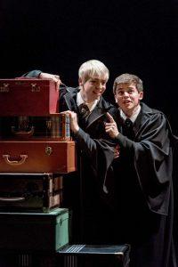 Scorpius Malfoy i Albus Severus Potter
