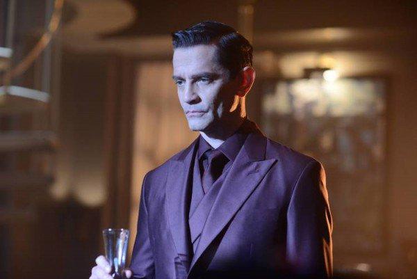 Theo Galvan złoczyńca w drugim sezonie serialu Gotham.