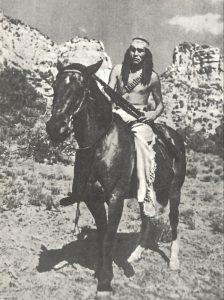 autentyczne zdjęcie Indianina