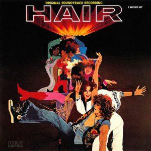 """Hair"", afisz"